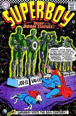 Superboy Vol.1 / Superboy and the Legion of Super-Heroes (Comic Book) #136
