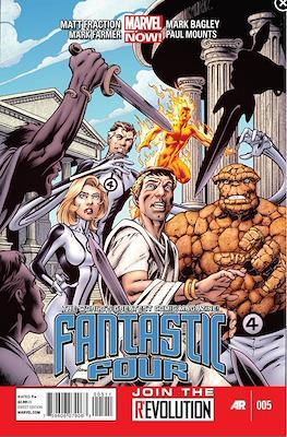 Fantastic Four vol. 4 #5