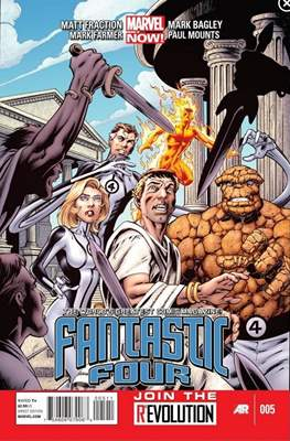 Fantastic Four vol. 4 (Digital) #5