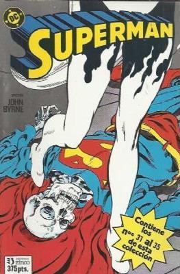 Superman (1984) (Retapado, Tomo rústica) #15