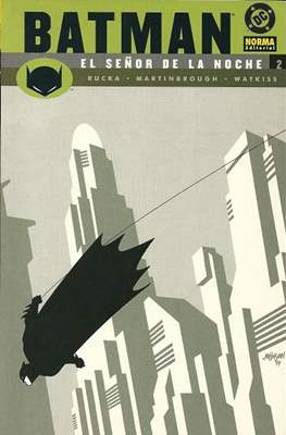 Batman: El Señor de la Noche (2002-2004) #2