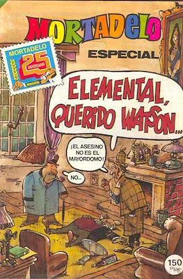 Mortadelo Especial / Mortadelo Super Terror (Grapa 100-76 pp) #168