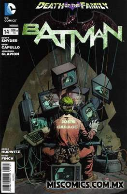 Batman (2012-2017) (Grapa) #14