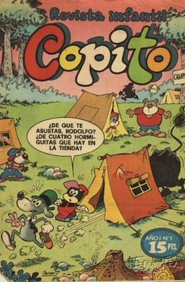 Copito (1977) (Grapa 24 pp) #1