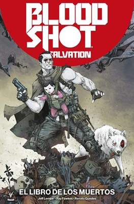 Bloodshot Salvation (Rústica 144 pp) #2