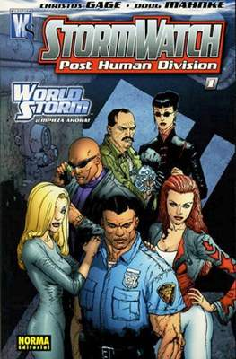 Stormwatch. Post Human Division (Rústica) #1