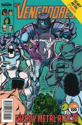 Los Vengadores Vol. 1 (1983-1994) (Grapa) #79