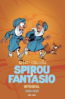Spirou y Fantasio - Integral #12