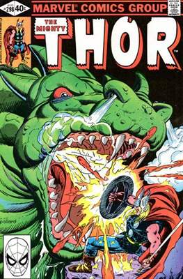 Journey into Mystery / Thor Vol 1 (Comic Book) #298