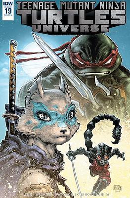 Teenage Mutant Ninja Turtles Universe (Comic Book) #19