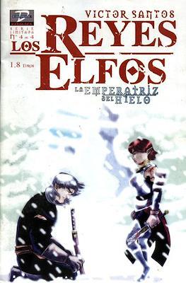 Los Reyes Elfos. La emperatriz de hielo (Grapa, 28 páginas (2002)) #4