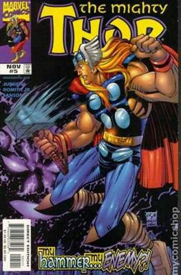 The Mighty Thor (1998-2004) #5