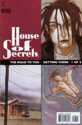 House of Secrets Vol 2 (Grapa) #8
