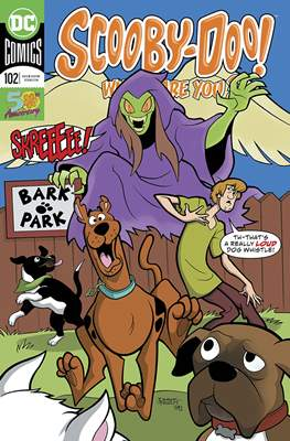 Scooby-Doo! Where Are You? (Comic Book) #102