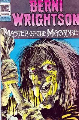 Berni Wrightson : Master of the Macabre #3