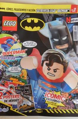 Revista Lego Batman #2