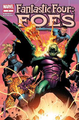 Fantastic Four: Foes (Comic Book) #2