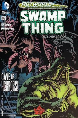 Swamp Thing vol. 5 (2011-2015) #16