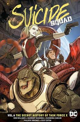 Suicide Squad Vol. 5 (Softcover) #6