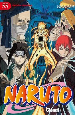 Naruto (Rústica con sobrecubierta) #55