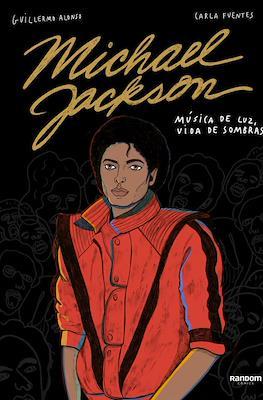 Michael Jackson - Música de luz, vida de sombras (Cartoné 144 pp) #