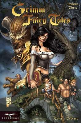 Grimm Fairy Tales (Softcover) #3