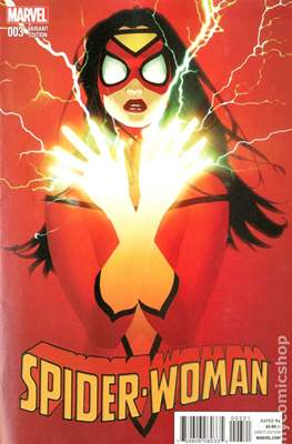 Spider-Woman (Vol. 5 2014-2015 Variant Covers) (Grapa) #3