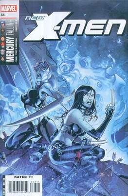 New X-Men: Academy X / New X-Men Vol. 2 (Comic-Book) #33