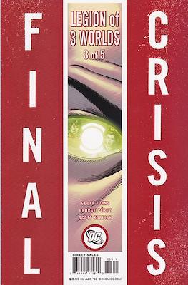 Final Crisis: Legion of 3 Worlds (2008-2009) (Comic Book) #3