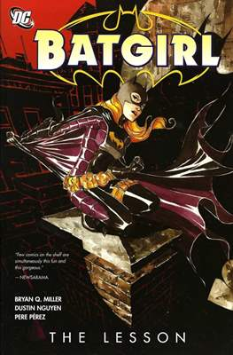 Batgirl Vol. 3 (2009) (Softcover) #3