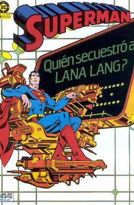 Superman (1984-1987) (Grapa 34 pp) #32