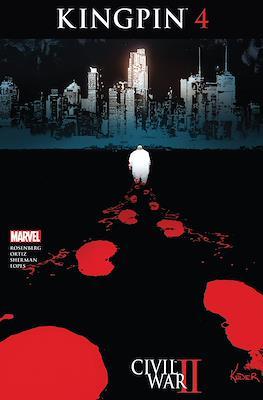 Civil War II: Kingpin (Comic-book) #4
