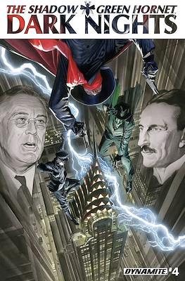 The Shadow / Green Hornet: Dark Nights (Comic Book) #4