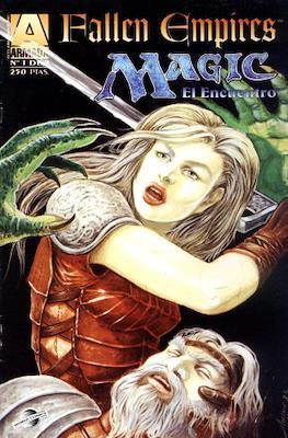 Magic El Encuentro: Fallen Empires (Grapa 28 pp) #1