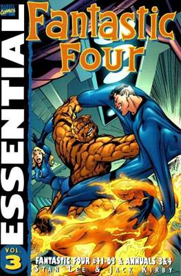 The Essential Fantastic Four (Softcover) #3