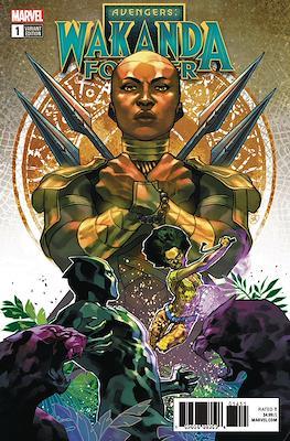 Avengers: Wakanda Forever (Variant Covers)
