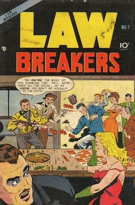 Lawbreakers (Saddle-stitched) #7
