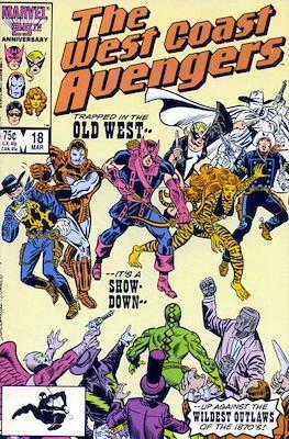 West Coast Avengers Vol. 2 (Comic-book. 1985 -1989) #18