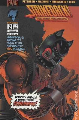 Strikeback! The Hunt for Nikita (Comic-book) #2