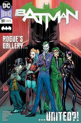 Batman Vol. 3 (2016-) (Comic Book) #89