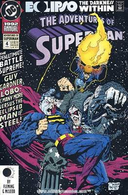 The Adventures of Superman Annual (Comic Book) #4