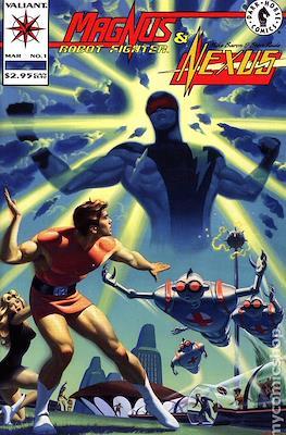 Magnus Robot Fighter & Nexus (comic grapa usa) #1