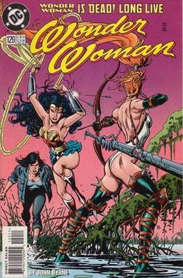 Wonder Woman Vol. 2 (1987-2006) (Comic Book) #129