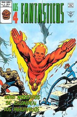 Los 4 Fantásticos Vol. 3 (1977-1980) (Grapa 44 pp) #25