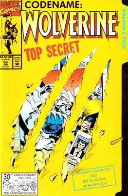 Wolverine (1988-2003) (Comic Book) #50