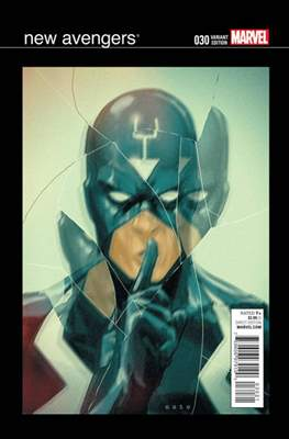 New Avengers Vol. 3 (2013 -2015 Variant Covers) (Comic Book) #30