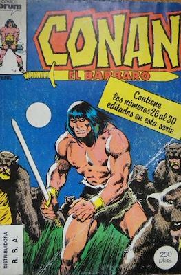 Conan el Bárbaro Vol.1 #6