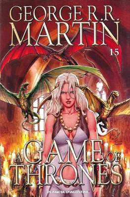 A Game of Thrones (Grapa) #15