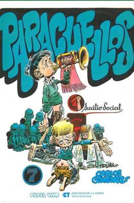 Colección Papel Vivo (Rústica 48-52 pp) #7