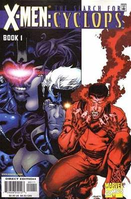 X-Men: The Search for Cyclops (Grapa) #1
